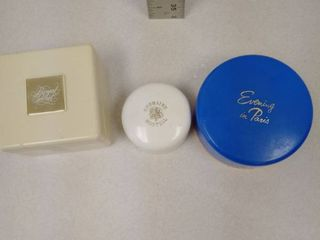 Vintage Bath and Face Powders