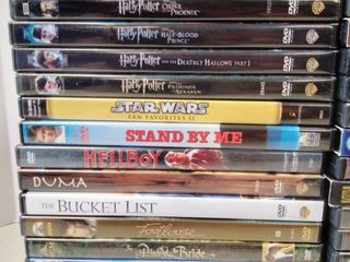 Second lot of DVD Movies