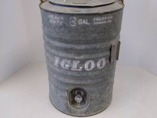 IGlOO 3 Gal  Drink Despenser