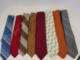 lot of Neck Ties