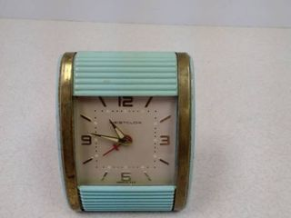 Vintage Wind Up Alarm Clock