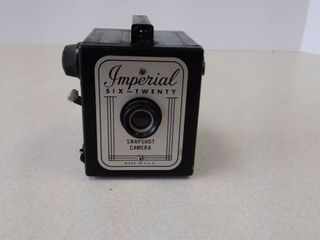 Imperial SIX TWENTY SNAP SHOT CAMERA