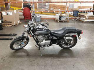 2005 Kawasaki BN125A8