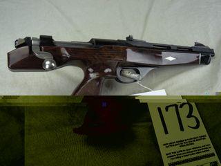173  Remington Nylon XP100  Bolt  221 Fireball  SN 8893  Nylon  HG
