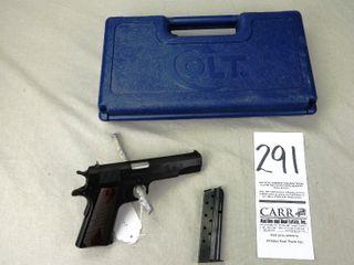 Colt Gov t Model  38 Super Cal  SN 2928410 w Box    3  Extra Mags  HG
