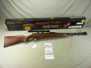 281  RWS 46 E Diana  Single Shot  177 Cal  Air Rifle  SN 01196527 w Box  Not Original Box   Exempt
