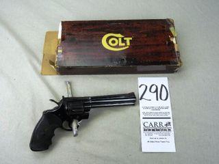 Colt Python 357 Mag  6  Bbl  SN K91728 w Box  HG
