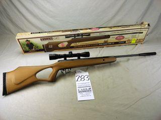 283  Benjamin Titan NP  Single Shot  22 Cal  SN D13X18709  Center Point Scope   Box  Exempt