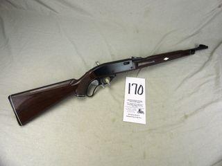 170  Remington Nylon 76  lever  22 Cal  Brown