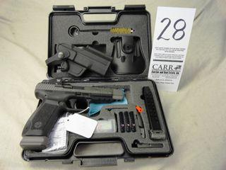 28  Canik TP9sfx  Auto  9mm  SN T647218BC10420  Vortex Quick Red Dot Sight w Box  HG