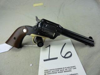 16  Ruger Bearcat Revolver  22 Cal  SN 60652  HG