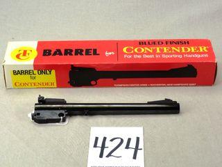 TCA Contender 32 H R Mag  10  Bull Bbl  NIB  EX