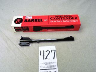 TCA Contender 38 40 Win  12  Bbl  NIB  EX