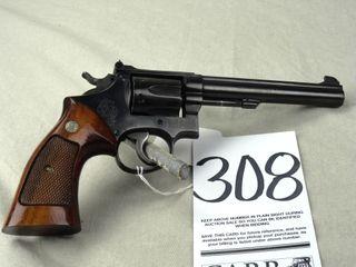 S W 38 Spl  6  Bbl  SN l40057  HG