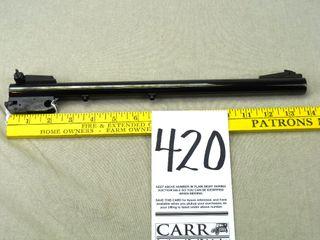 TCA Contender 219 Zipper  14  Bbl   EX