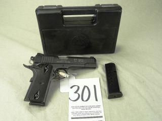 Taurus PT 1911  45 ACP  SN NAN25706 w Extra Mag  HG
