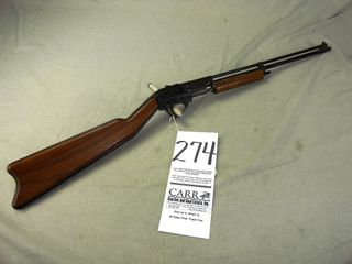 274  Rau Arms Co  Twist Wildcat 500  Single  22 Cal  SN A3561  Eldorado