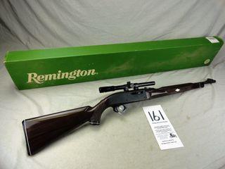 161  Remington Nylon 66  Auto  22 Cal  SN A2416659  NIB MB Scope   Brown  Box