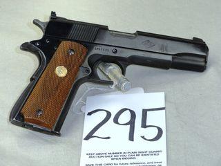 Colt Service Model Ace 22lR  SN SM27845  HG