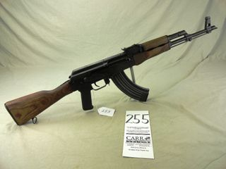 255  AKA21F28A2 A2 Romania  Auto  7 62x39 Cal  SN PU 1991 85  Wood Stock