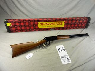 149  Winchester 67  Pump  30 30  SN 67599 Canadian Centennial  Oct  Bbl  Unfired w Box