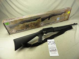 258  Century Catamount lynxx  Pump  12 Ga  SN lY12 001071  Home Defense  Pistol Grip  Rails  Ported