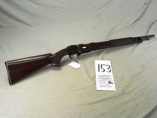 153  Remington Nylon 12  Bolt  22 Cal  SN CJ31  Brown  No Sights