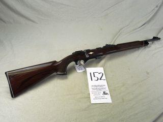152  Remington Nylon 11  Bolt  22 Cal  SN KJ47  80   Brown