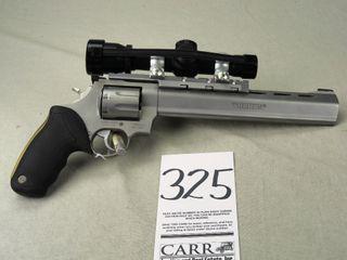 Taurus Raging Hornet  22 Hornet  Stainless Steel  10  Bbl  S W 2x22 Scope  SN 389622H  HG