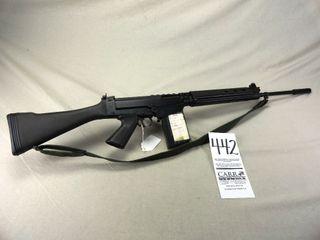 Springfield Armory M 1005 SA 48 Match  SAR 48  7 62mm NATO  SN 11403