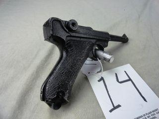 14  luger Training Pistol  Non Gun    Exempt