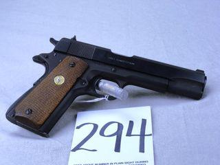 Colt MK IV Series 70  Gov t Model  45 Auto  Competition  SN 41875B70  HG