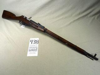 Russian 1943 M91 30  7 62x54R  SN H1276