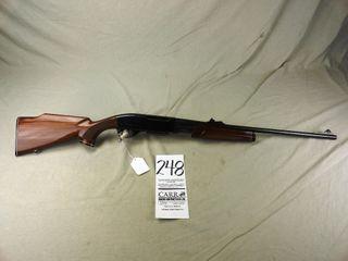248  Remington Mod  6  Pump  243 Cal  SN A4053671  Unfired  Medallion