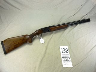 138  Beretta 682X  O U  12 Ga  SN l23059B  Ported  30