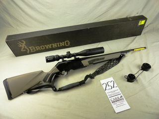252  Browning BAR  Auto  308 Cal  SN 311ZW13007  Desert Tan  BAR  Diamond Back  4x16x42 w Box