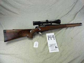 144  Remington 600  Bolt   243  SN 36174  Thumb hole Stock Scope