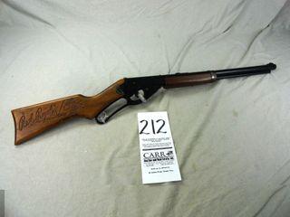212  Daisy 1938B  BB  Buffalo Bill w Sheath  Exempt