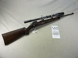 Winchester M 52  22lR w J  Unertl 20 Scope  SN 15682