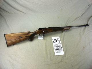 209  Remington Mod 5  Bolt  22 Cal  SN ZA220700631  Walnut Stock w Box