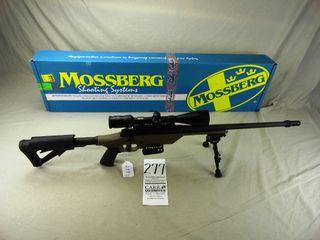 277  Mossberg MVP lC  Bolt  308 Cal  SN MVP 095685  Bi Pod  1 2 Fluted Bbl  Tan Stock  Cabela s 44