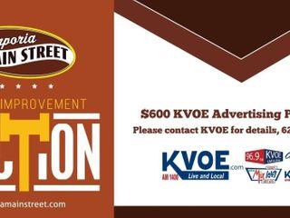 KVOE Ad Package