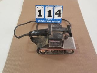 Craftsman 1 HP 3  Belt Sander
