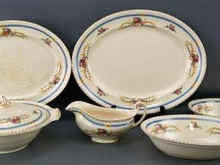 Johnson Bros   Old English  Serving Pieces