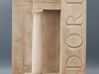 Greek Ceramic  Doric  Column