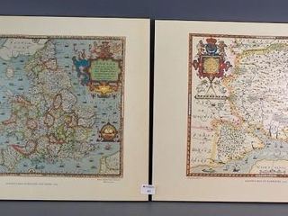 Re print of maps