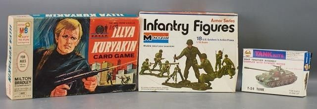 Board game  Military etc