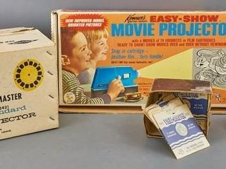 View Master   Kenner projector