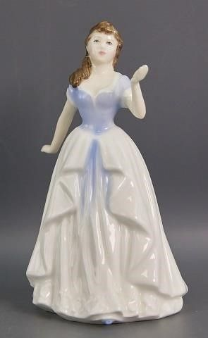 With All My love  Royal Doulton Figurine