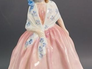 lily  Royal Doulton Figurine